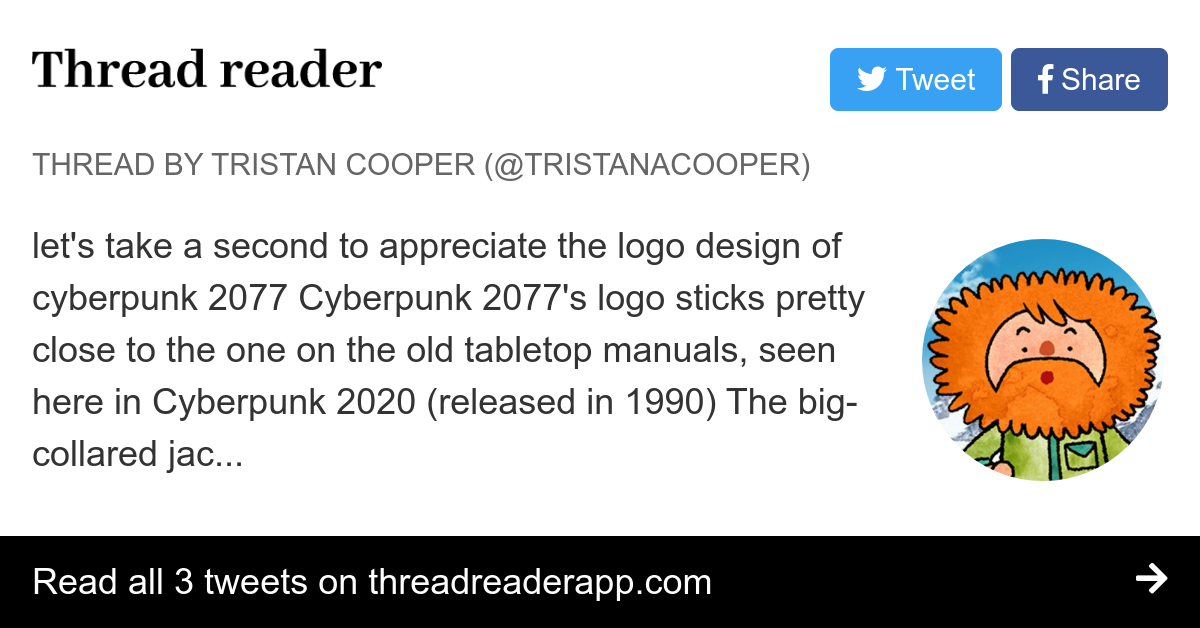 Thread By TristanACooper Let S Take A Second To
