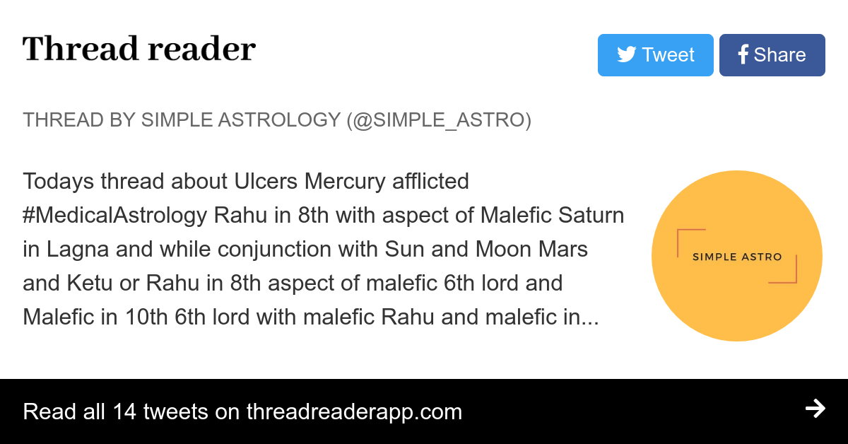 Thread by @simple_astro: