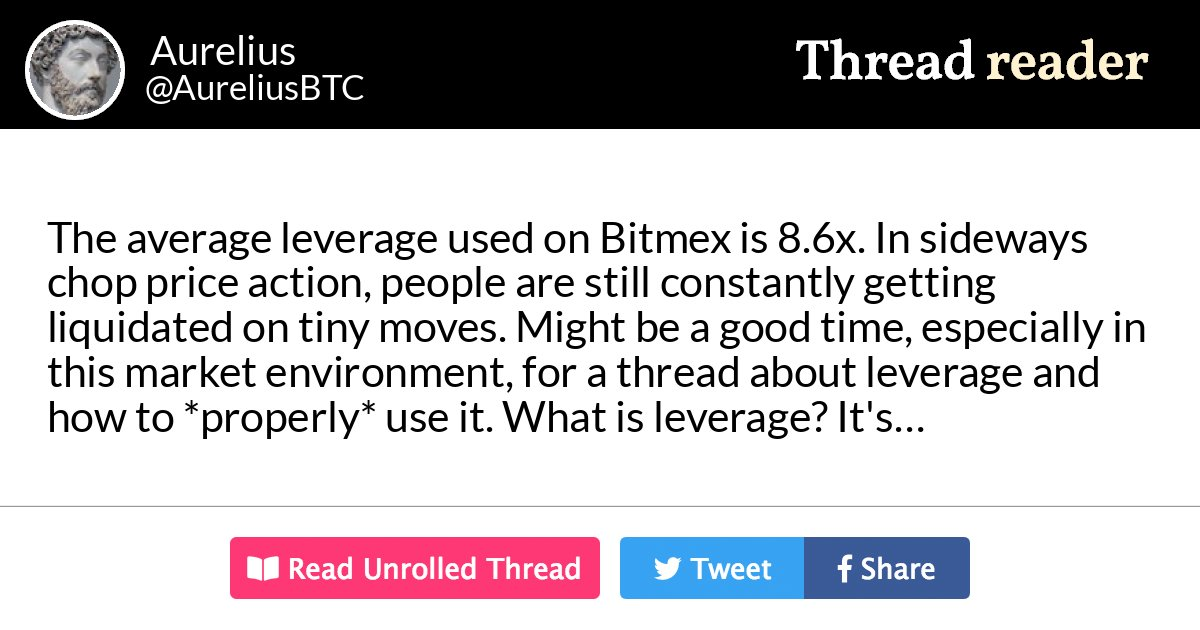 Thread by @AureliusBTC: