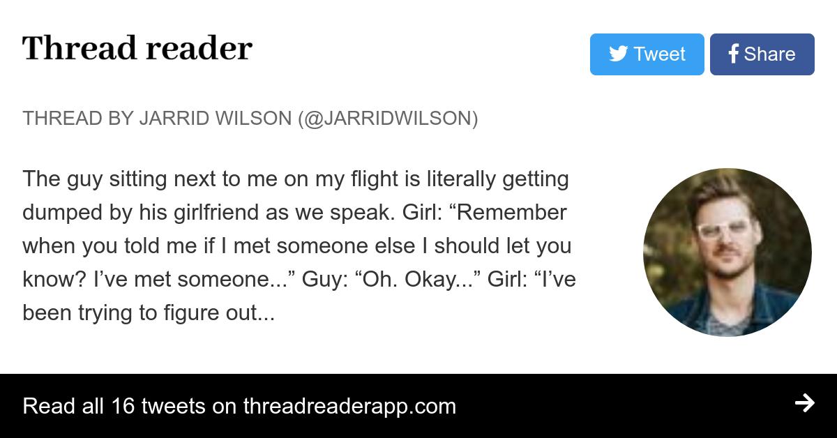 Thread by @JarridWilson: