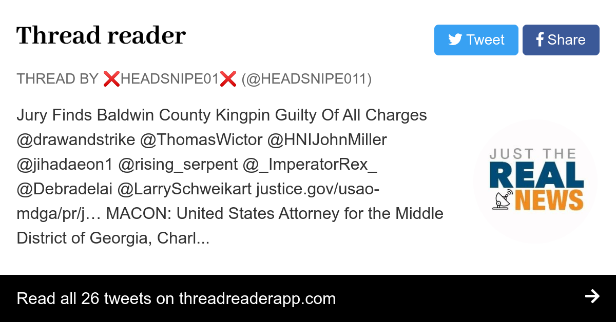 Thread by @Headsnipe011: