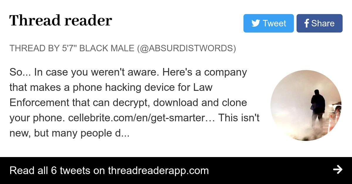 Thread by @absurdistwords: