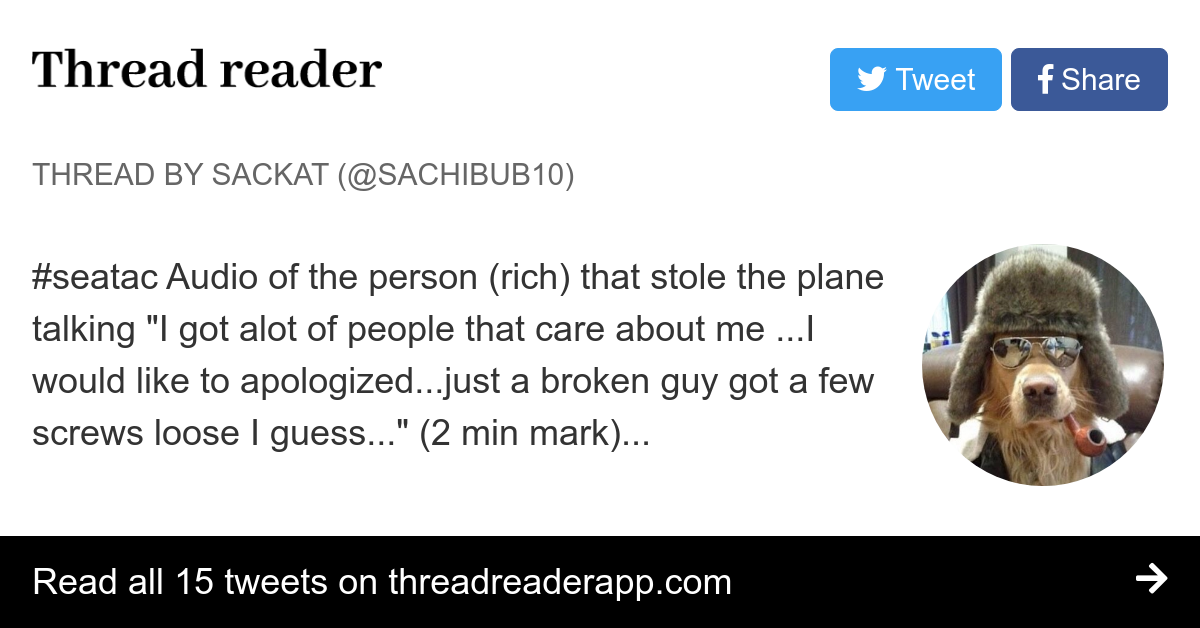 Thread by @sachibub10: