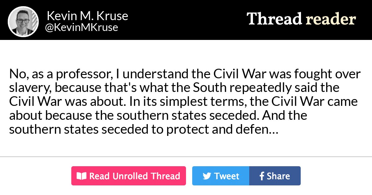the civil war was fought over