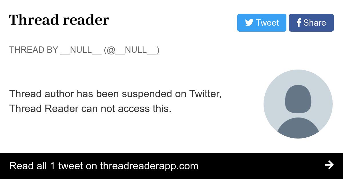 Thread by @nickmon1112: