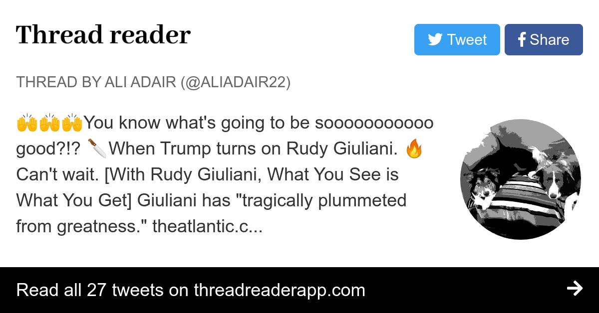 Thread By Aliadair22 You Know Whats Going To Be Sooooooooooo