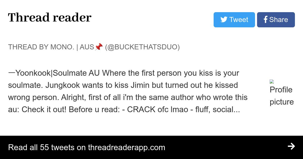 Thread by @buckethatsduo:
