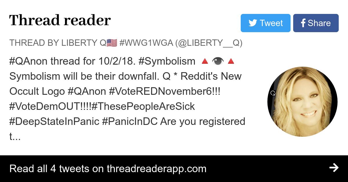 Thread by @Liberty__Q: