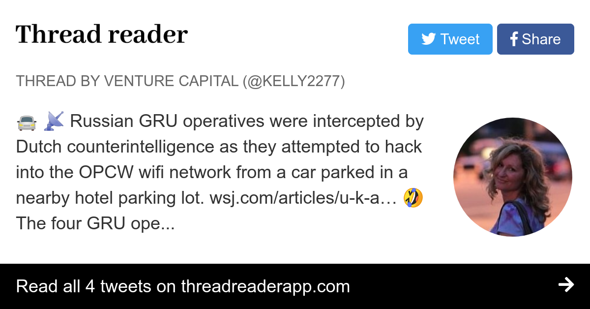 Thread by @kelly2277: