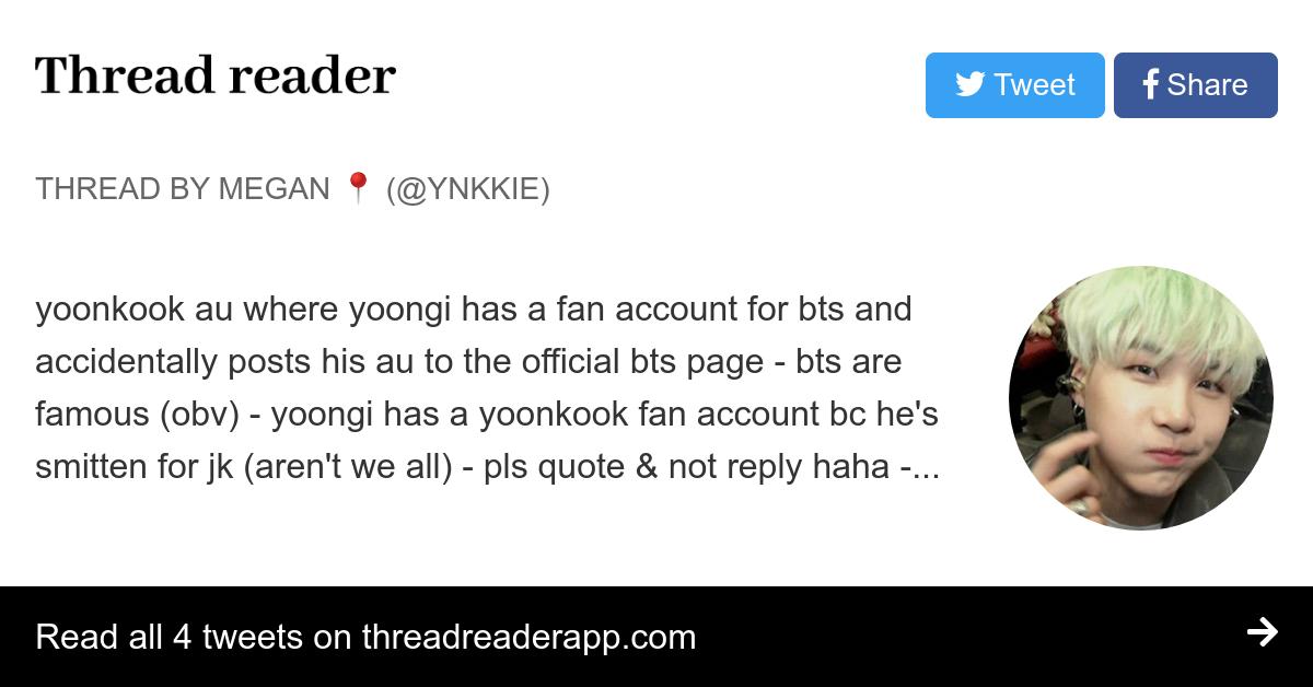 Thread by @ynkkie: