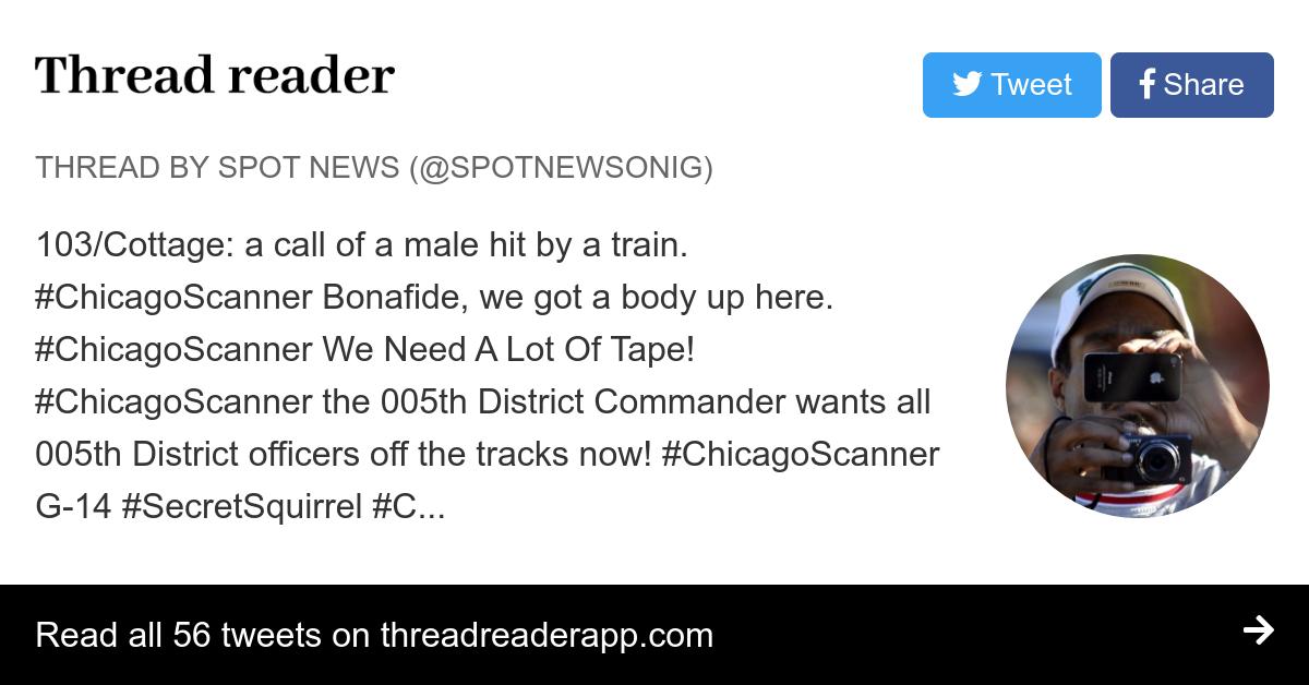 Thread by @SPOTNEWSonIG: