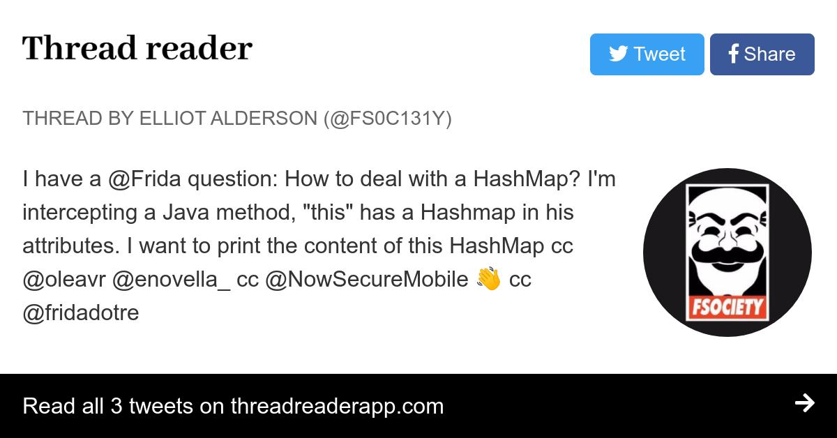 Thread by @fs0c131y: