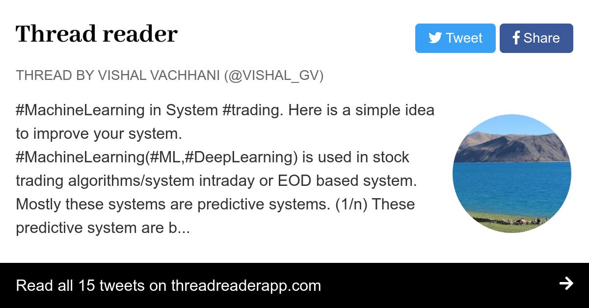 Thread by @vishal_gv: