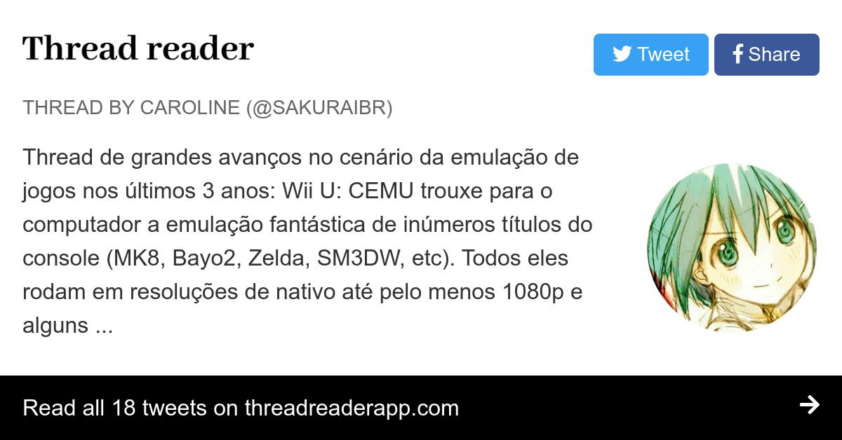 Thread by @sakuraibr: