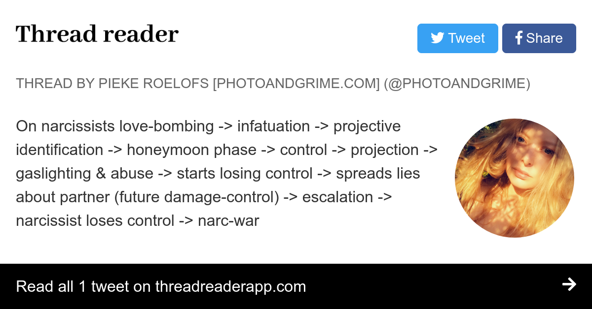 Thread by @PhotoandGrime: