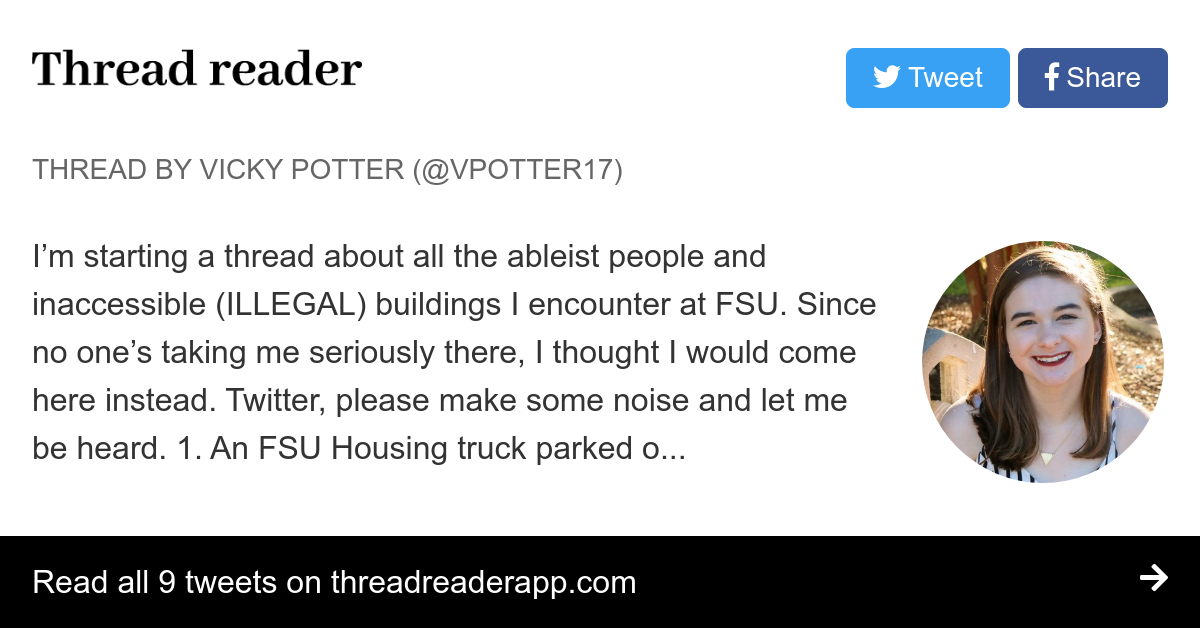 Thread by @vpotter17:
