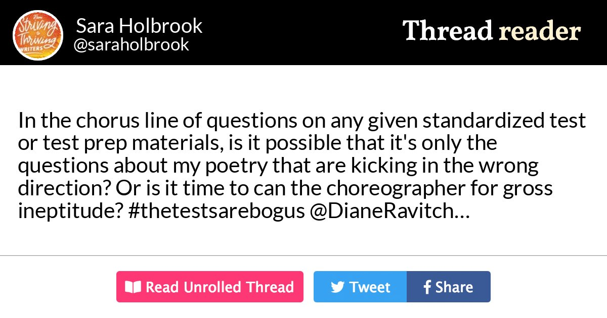 Thread By Saraholbrook In The Chorus Line Of Questions On
