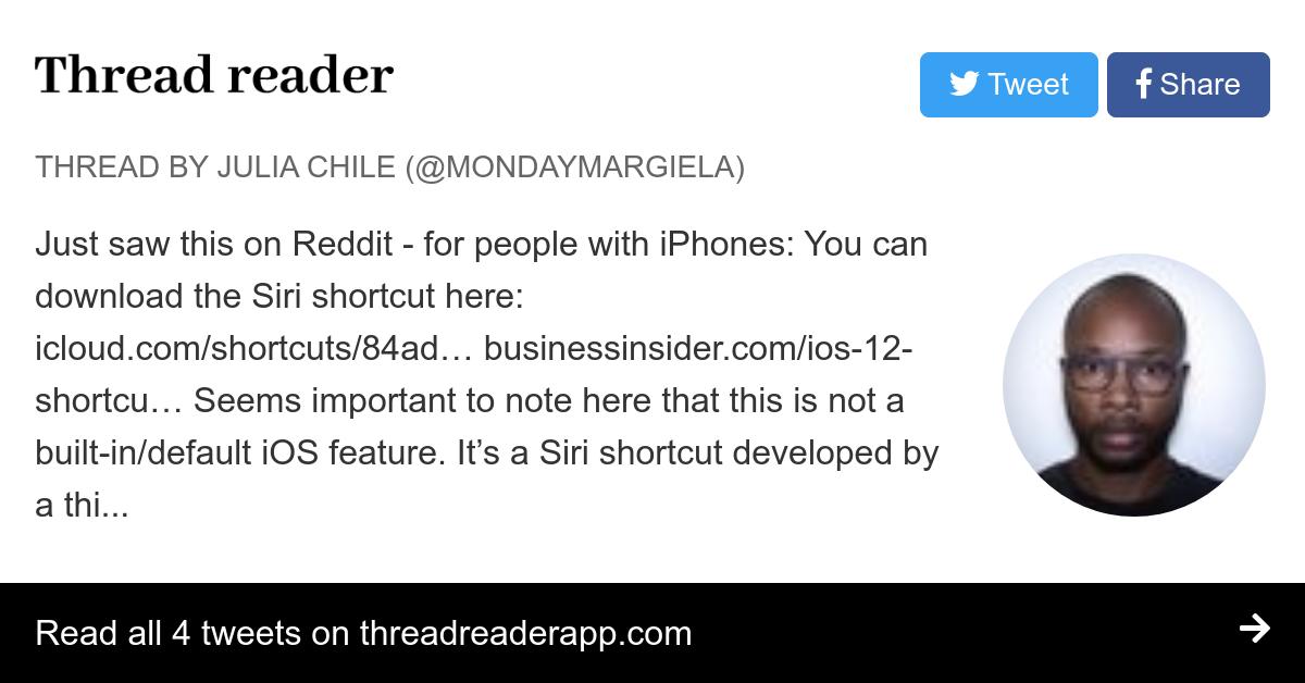 Thread by @mondaymargiela: