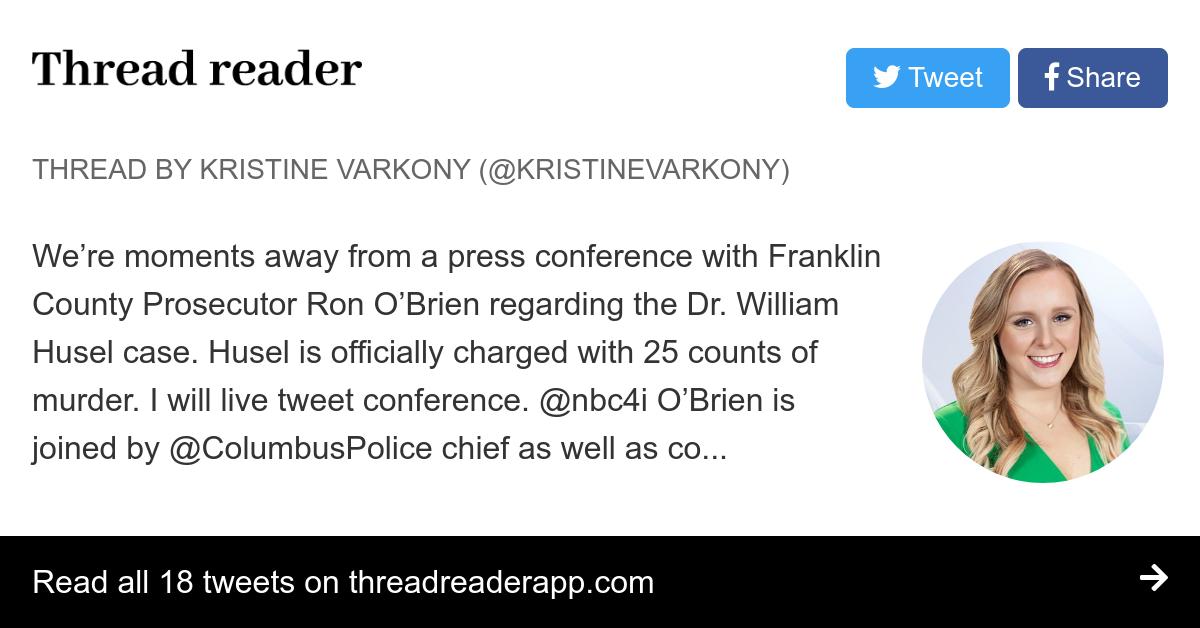 Thread by @KristineVarkony: