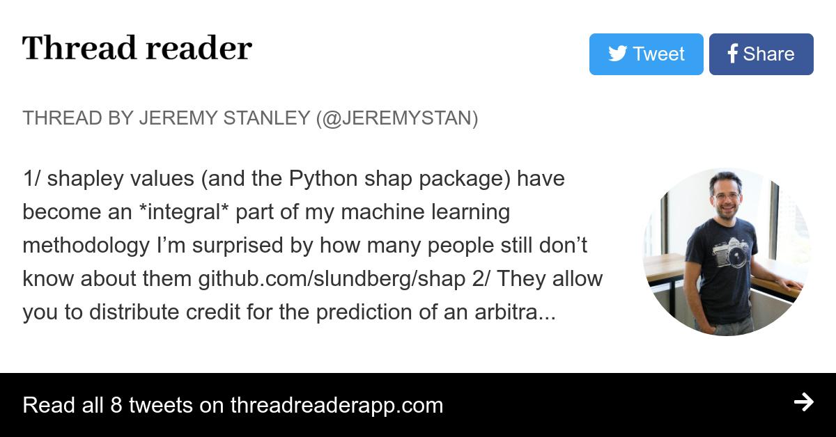 Thread by @jeremystan: