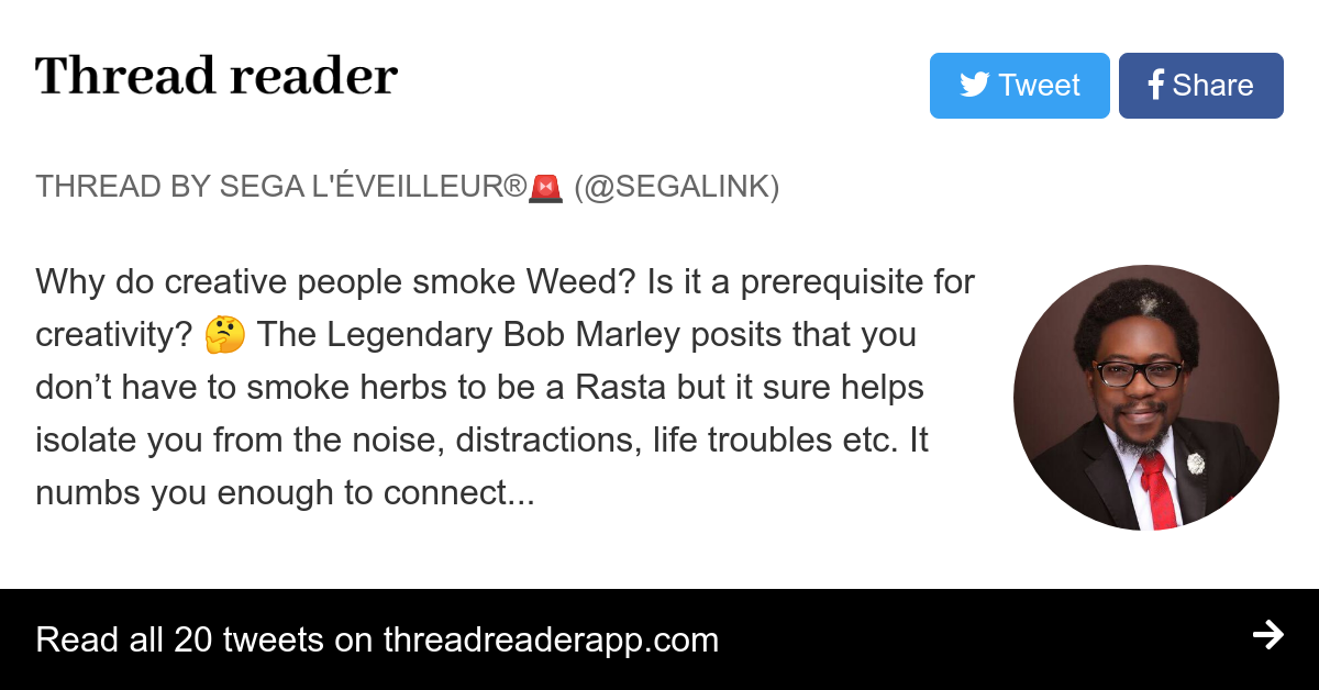 Thread by @segalink: