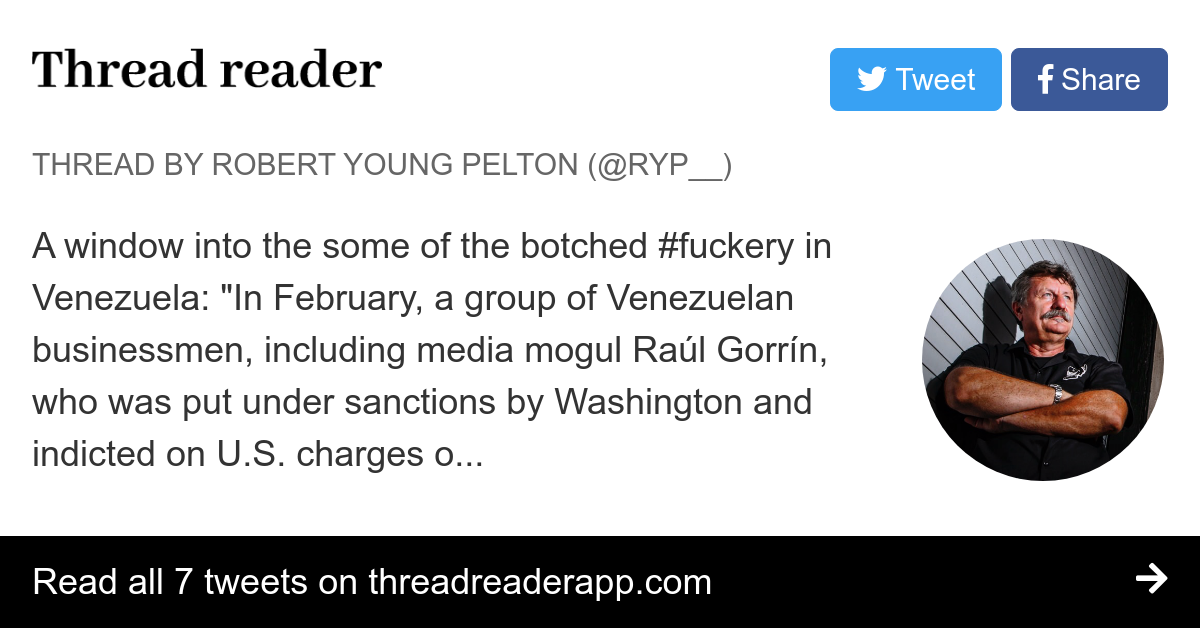 Thread By Ryp A Window Into The Some Of The Botched In