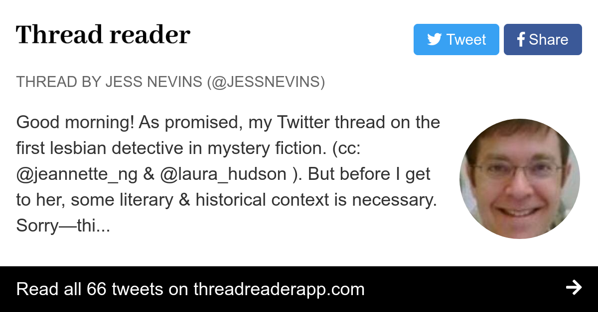 Thread By Jessnevins Good Morning As Promised My Twitter