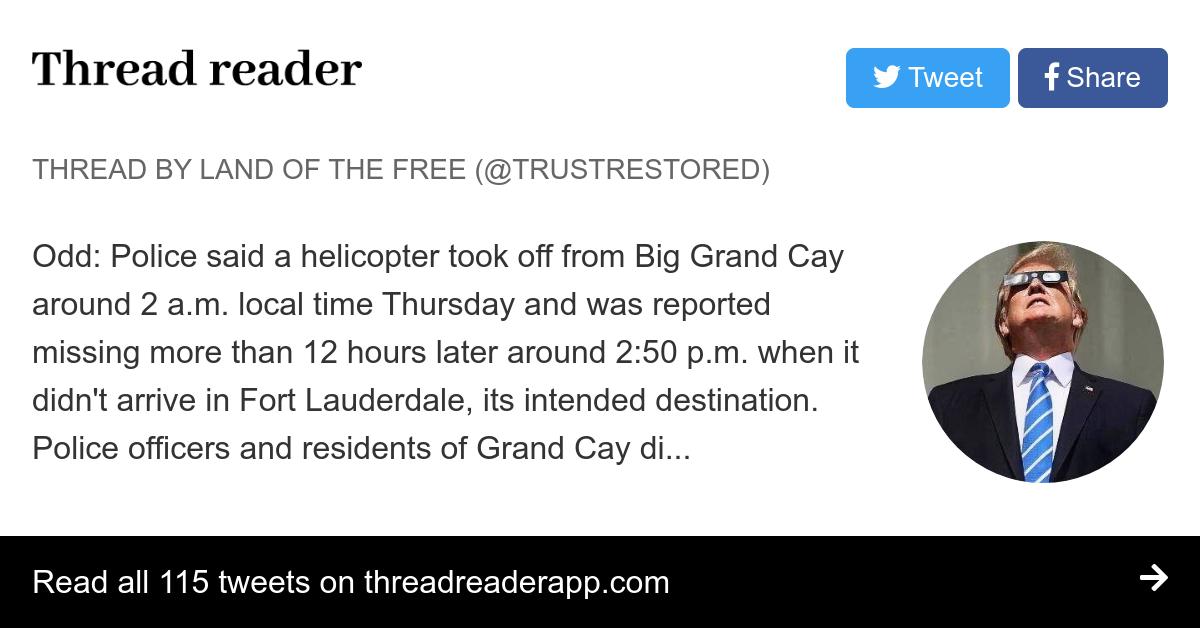 Thread by @trustrestored: