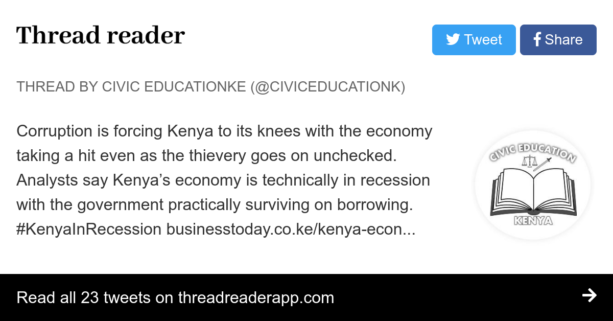 Thread by @CivicEducationK: