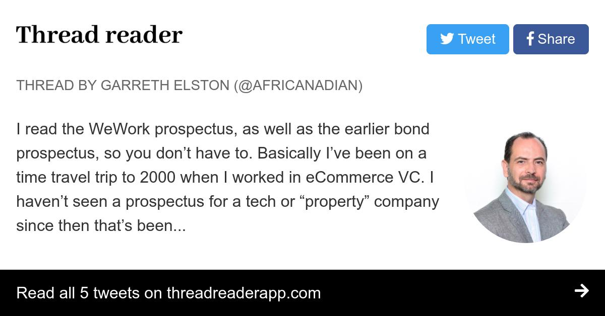 Thread by @Africanadian:
