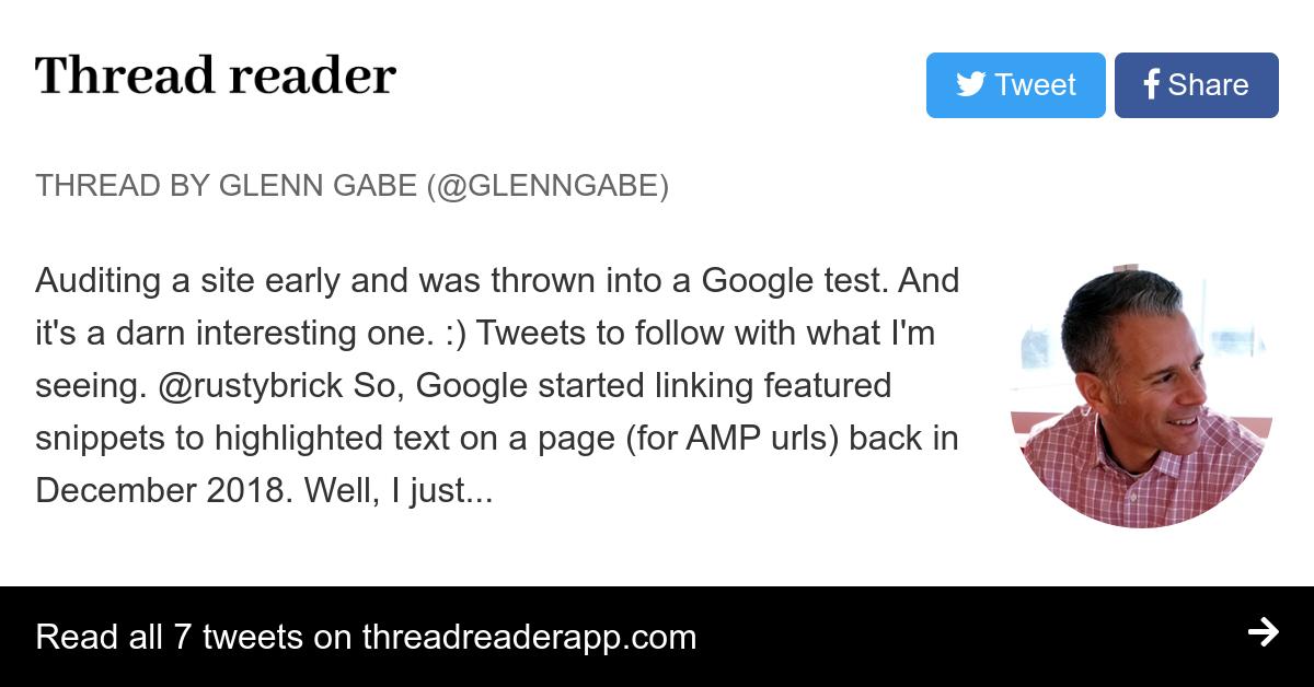 Thread by @glenngabe: