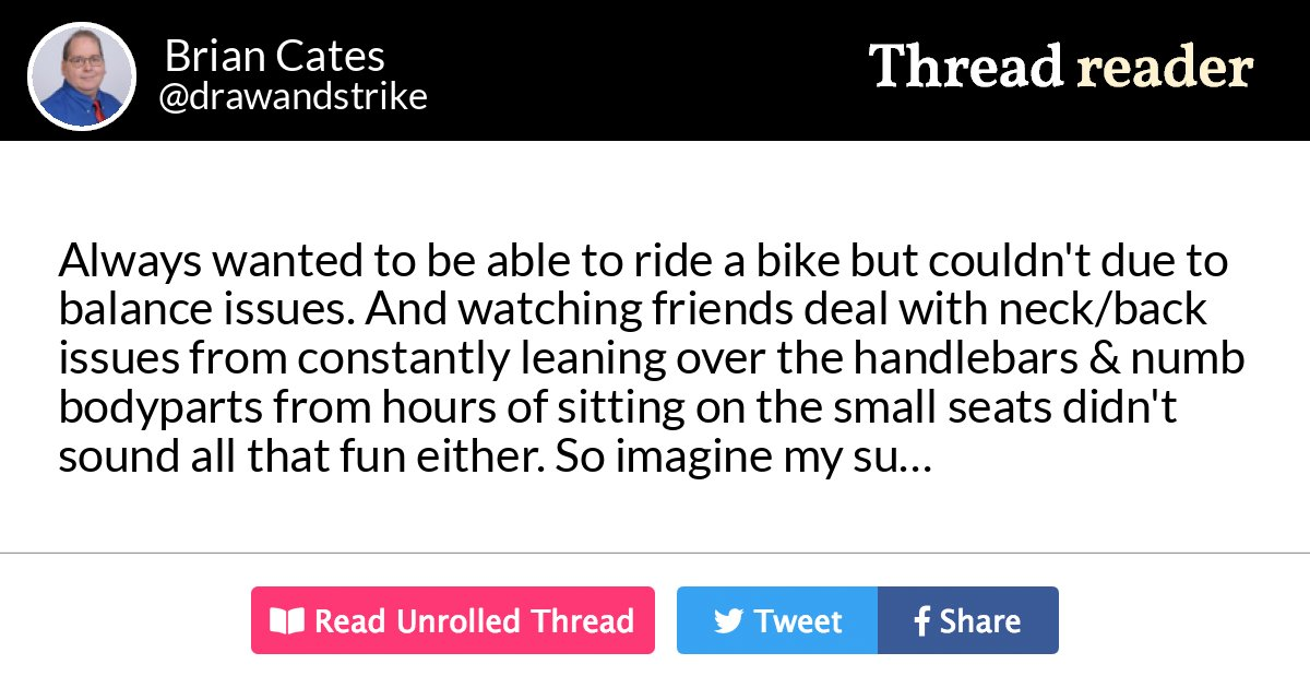 thread by drawandstrike always wanted to be able to ride a bike but couldn 39 t due to balance. Black Bedroom Furniture Sets. Home Design Ideas