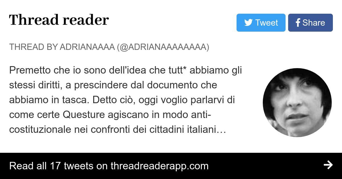 Thread by @Adrianaaaaaaaa on Thread Reader App - Thread ...