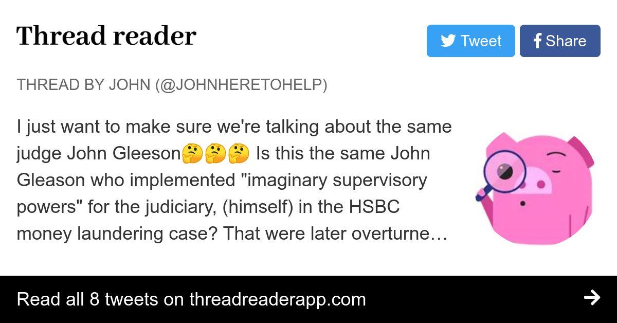 Thread by @Johnheretohelp on Thread Reader App