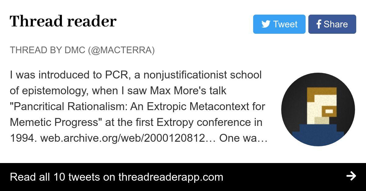 Thread by @macterra on Thread Reader App – Thread Reader App