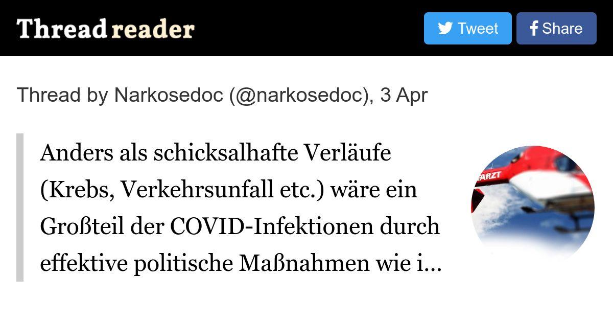 Thread by @narkosedoc on Thread Reader App