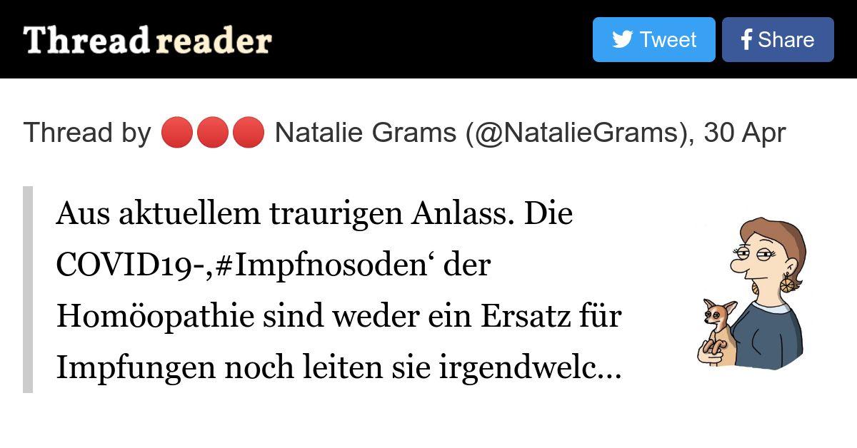 Thread by @NatalieGrams on Thread Reader App - Thread