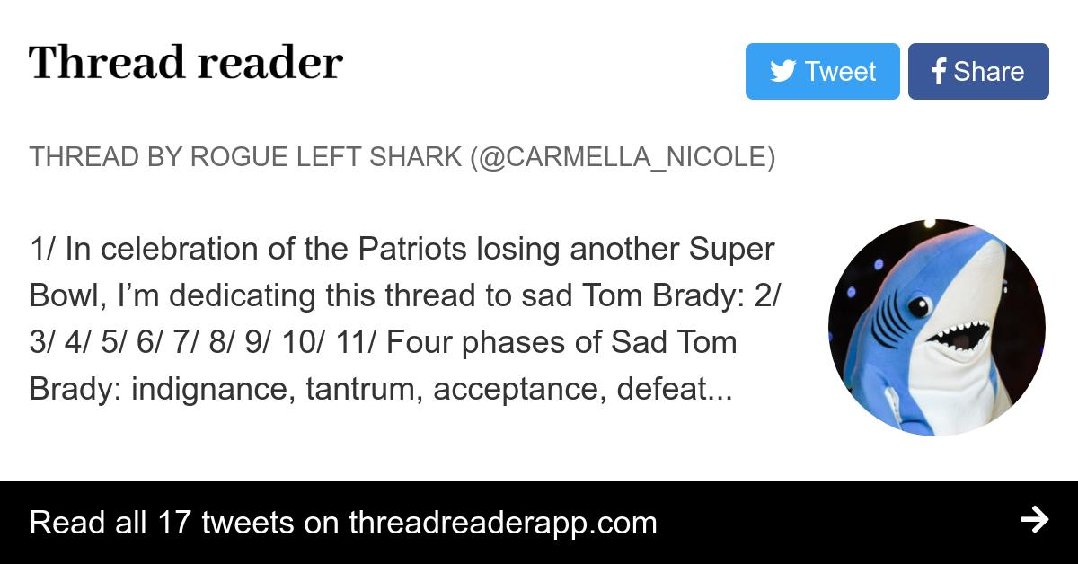 Thread by @carmella_nicole: