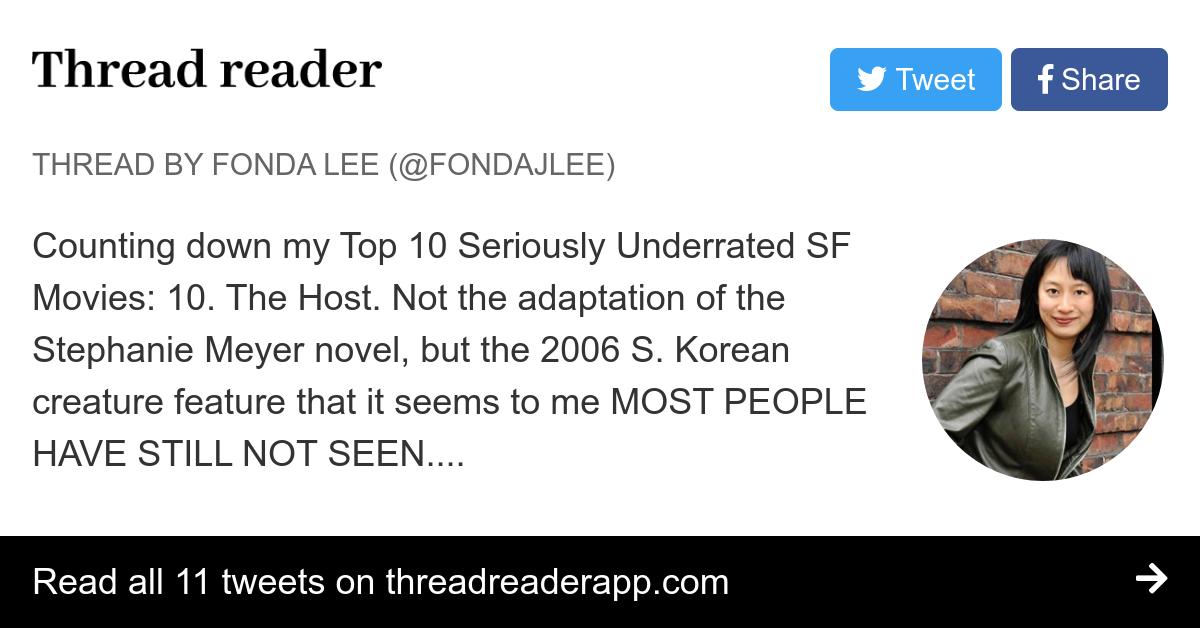 Thread by @FondaJLee:
