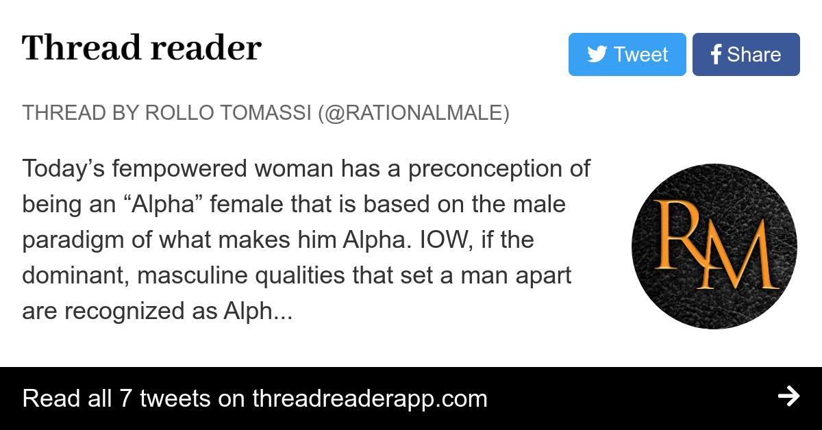 Alpha female qualities